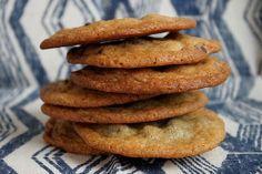 The Pampered Baby: Yummy Mummy Recipe: Thin & Crispy Chocolate Chip Cookies