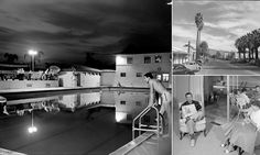 The decade Los Angeles really lit up: Power company photographs capture the spread of electricity in the 1940s