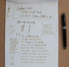 Jinhao X750 + Zebra G Nib Hack + KWZ Green Gold 2 Ink – The Well-Appointed Desk