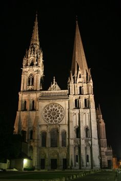 Chartres Cathedral of Notre-Dame