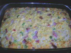 """Brinner"" Casserole #Recipe #Breakfast #Dinner #Maindish"