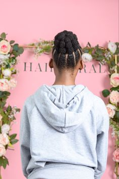 African Hairstyles For Kids, Lil Girl Hairstyles, Scarf Hairstyles, Braided Hairstyles, Natural Hair Salons, Natural Hair Styles, Hair Scarf Styles, Braids For Black Hair, Plaits