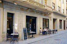 Cafè Savoy. Girona #tap