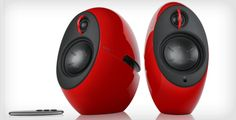 E25 Luna Eclipse Bluetooth Speakers from Edifier
