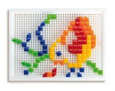#Quercetti #toys Fantacolor Portable small | Chiodini