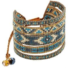 Mishky Embellished Bracelet and other apparel, accessories and trends. Browse and shop related looks.