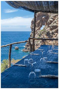 Restaurant Sa Foradada - Das Ziel einer wunderbaren Wanderung mit einer der besten Paella Mallorcas