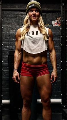 Great Body, Hard work to get a body like this. Crossfit Body, Crossfit Women, Crossfit Motivation, Crossfit Athletes, Muscular Women, Fitness Goals, Women's Fitness, Fitness Women, Female Fitness