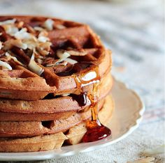 CoconutWaffles - Home - Pastry Affair