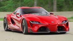 Confirmed: Toyota FT-1 is next Supra