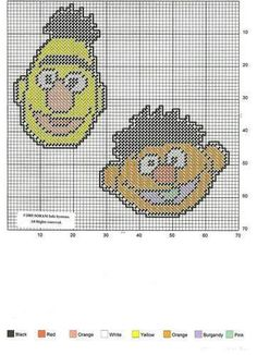 BERT AND ERNIE TISSUE BOX COVER by SORAM INFO SYSTEMS 1/2