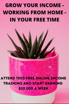 Online Income, Online Earning, Way To Make Money, Make Money Online, 4 Hour Work Week, Work From Home Jobs, Passive Income, Master Class, Success