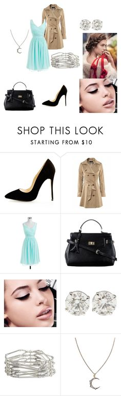 """""""SB2"""" by recklessinsanity ❤ liked on Polyvore featuring J.Crew, Niclaire, Maybelline, Pieces and Sylva & Cie"""