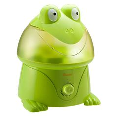 Crane humidifier comes in lots of cute animal shapes: frog, pig, bear, elephant, duck, owl, and dragon