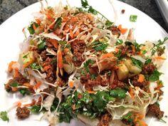 Vegan Vietnamese Banh Mi Salad