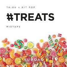 Świeża propozycja na weekend. Ta-Ku x Kit Pop #TREATS