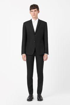 COS | Structured wool blazer