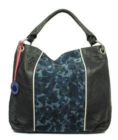 Merel by Frederiek Girl About Town Bag, Blue indigo