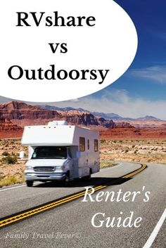 Where should you rent an RV from Outdoorsy or RVshare? We cover all the important questions that you ask about insurance, customer service, damages, rental fees and more. Based on both research and personal experience of renting and owning campers. Find out who we suggest you should rent from. #outdoorsy #RVshare #RVroadtrip #RVrental #HireRV Toddler Travel, Travel With Kids, Family Travel, Packing List For Travel, Budget Travel, Rent Rv, Rv Rental, Family Road Trips, Rv Life