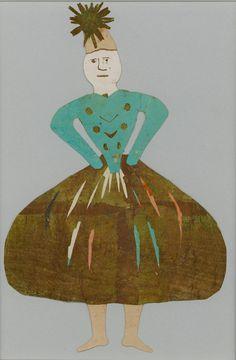 Hans Christian Andersen | paper cutting