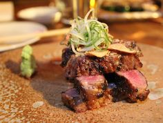 Food is our Religion @ Tokonama, Surry Hills: Scotch fillet