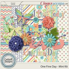 One Fine Day - Mini Kit