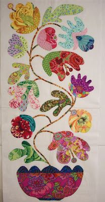Glorious Applique: applique'