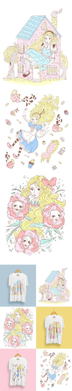 Alice in Wonderland - Bárbara Malagoli