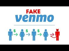 Fake Venmo, An App Designed to Make it Look Like a Person is Sending Money