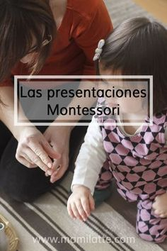 Montessori Age group Weeks - It is essential to take note the fact that the baby's surroundings prior to outside world appeared to be the female. Montessori Baby Toys, Montessori Activities, Frases Montessori, Montessori Materials, Diy For Kids, Education, Childhood, Classroom, Spanish