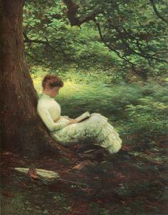 Summertime - Joseph Farquharson (Scottish, 1846-1935)