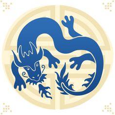 Signo del zodiaco chino de El Dragón