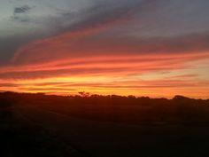 Sunset on Assateaque Island Maryland