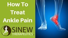 How to treat ankle pain and speed recovery using herbal remedies the Chinese Warriors used to heal their battlefield injuries.