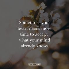 Sometimes your heart needs more time to accept what your mind already knows. Daily Life Quotes, Hindi Quotes On Life, Hurt Quotes, Smile Quotes, Attitude Quotes, Motivational Quotes, Funny Quotes, Inspirational Quotes, Qoutes