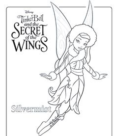 Vidia Coloring Pages Tinkerbell cartoon coloring pages coloring