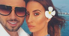 It's over: TOWIE's Ferne McCann disowns boyfriend Arthur Collins, on the run after club acid attack - Mirror Online