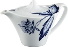 Camille Teapot in Teapots   Crate and Barrel