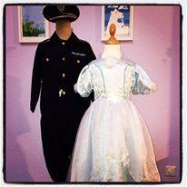 Polizei und Prinzessin