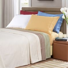 Because everyone needs a 1000 thread count sheets in pure Egyptian cotton on their bed.