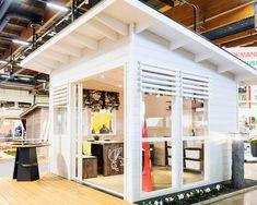 Pergola Patio, Home Office, Garage Doors, Villa, Outdoor Decor, Summer, House, Ideas, Home Decor