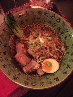 Ramen Ramen, Pork, Homemade, Meat, Ethnic Recipes, Pork Roulade, Pigs, Home Made, Hand Made