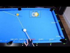 ADVANCED POOL - BILLIARDS LESSONS! When Cueball and Object Ball are Frozen on Rail - YouTube