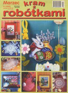 Cross stitch and embroidery magazine