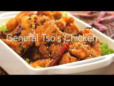 How to Make General Tso's Chicken