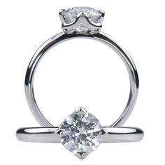 The Forevermark Setting is designed to reveal the full beauty of the diamond. A…