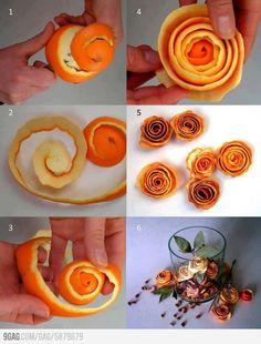fleur d'orange
