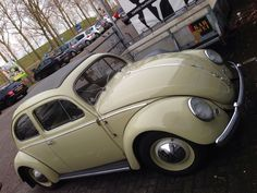 Classic VW Beetle - Hoofddorp, the Netherlands.
