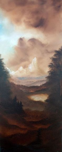 Buy Faded - Dreamscape, Oil painting by Heidi Irene Kainulainen on Artfinder. Discover thousands of other original paintings, prints, sculptures and photography from independent artists. Paintings For Sale, Original Paintings, Irene, Sculptures, My Arts, Clouds, Oil, Artists, The Originals