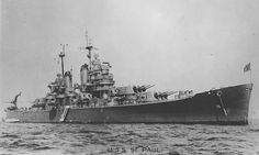 USS Saint Paul (CA 73)